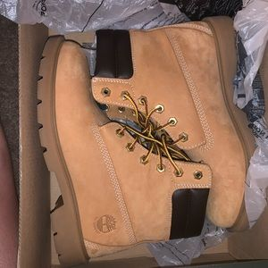 boots timbs